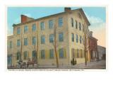 Will's House, Gettysburg, Pennsylvania Prints