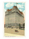 Plaza Hotel, New York City Prints