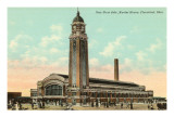West Side Market House, Cleveland, Ohio Posters