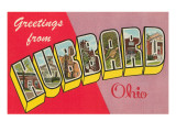 Greetings from Hubbard, Ohio Art