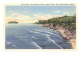 Catawba Cliffs, Catawba Island, Cleveland, Ohio Art