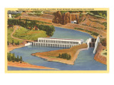 Bonneville Dam, Oregon Prints