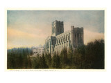 The Chapel, U.S. Military Academy, West Point, New York Prints