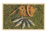 Trout by Creel Posters