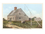 Jethro Coffin House, Nantucket, Massachusetts Prints