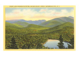 Heart Lake, Adirondack Mountains, New York Prints