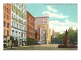 Plaza de la Unión, Nueva York Póster