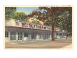 Recreation for the Nation, Geneva-on-the-Lake, Ohio Posters