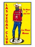 Cowboy Slot Machine, Las Vegas, Nevada Prints