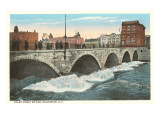 Court Street Bridge, Rochester, New York Art