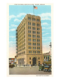 First National Bank Building, Salem, Oregon Prints