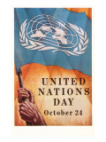 Poster for United Nations Day Art