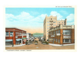 Fourteenth Street, Astoria, Oregon Prints