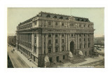US Custom House, New York City Poster