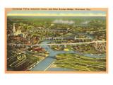 Cuyahoga Valley, Cleveland, Ohio Kunstdrucke
