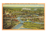 Cuyahoga Valley, Cleveland, Ohio Prints