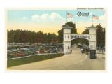 Euclid Beach Park, Cleveland, Ohio Prints