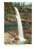 Haines Falls, Catskill Mountains, New York Poster