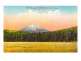 Mt. McLaughlin (Mt. Pitt), Oregon Kunstdrucke
