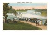 Prospect Park, Niagara Falls Posters