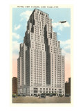 Hotel New Yorker, New York City Prints