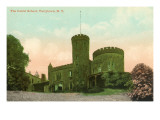Castle School, Tarrytown, New York Prints