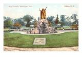 Washington Park, Albany, New York Posters