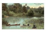 Shaker Lakes, Cleveland, Ohio Prints