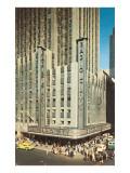Radio City Music Hall, New York City, Photo Posters