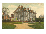 Clivedon, Germantown, Pennsylvania Print