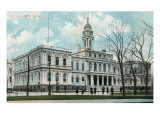 City Hall, New York City Print