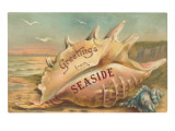 Greetings from Seaside, Oregon Prints