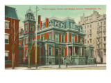 Union League, Philadelphia, Pennsylvania Posters