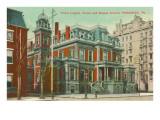 Union League, Philadelphia, Pennsylvania Posters