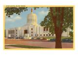 State Capitol, Salem, Oregon Prints