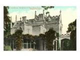 Gould Residence, Tarrytown, New York Poster