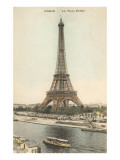 Eiffel Tower, Paris Posters