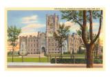 Keating Hall, Fordham University, New York City Posters
