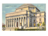 Columbia University Library, New York City Posters