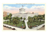 State Capitol, Columbus, Ohio Prints