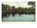Washington Park, Albany, New York Prints