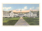 Sagamore Hotel, Green Island, New York Posters