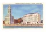 A.I.U. Citadel, Columbus, Ohio Posters