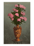Roses in Vase, Portland, Oregon Posters