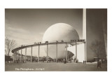 The Perisphere, New York World's Fair, New York City Art