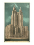 Waldorf-Astoria Hotel, New York City Poster