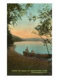 Canandaigua Lake, New York Art