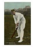 W. W. Armstrong, Cricket Player from Australia Prints