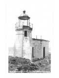 Cape Arago Lighthouse, Coos Bay, Oregon Posters