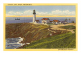 Yaquina Lighthouse, Oregon Posters